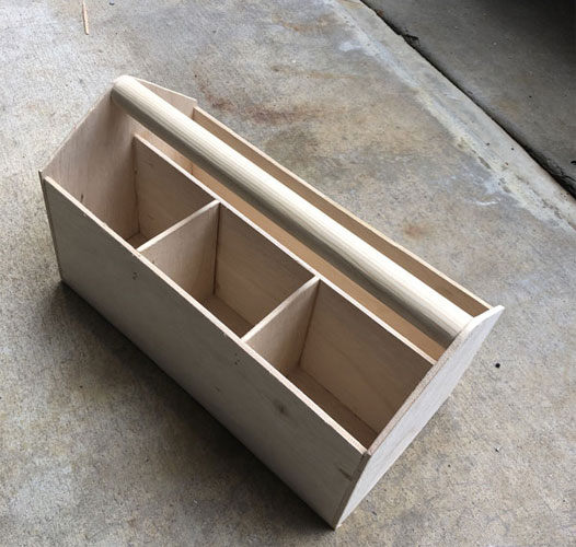 How To Make A Wooden Tool Box